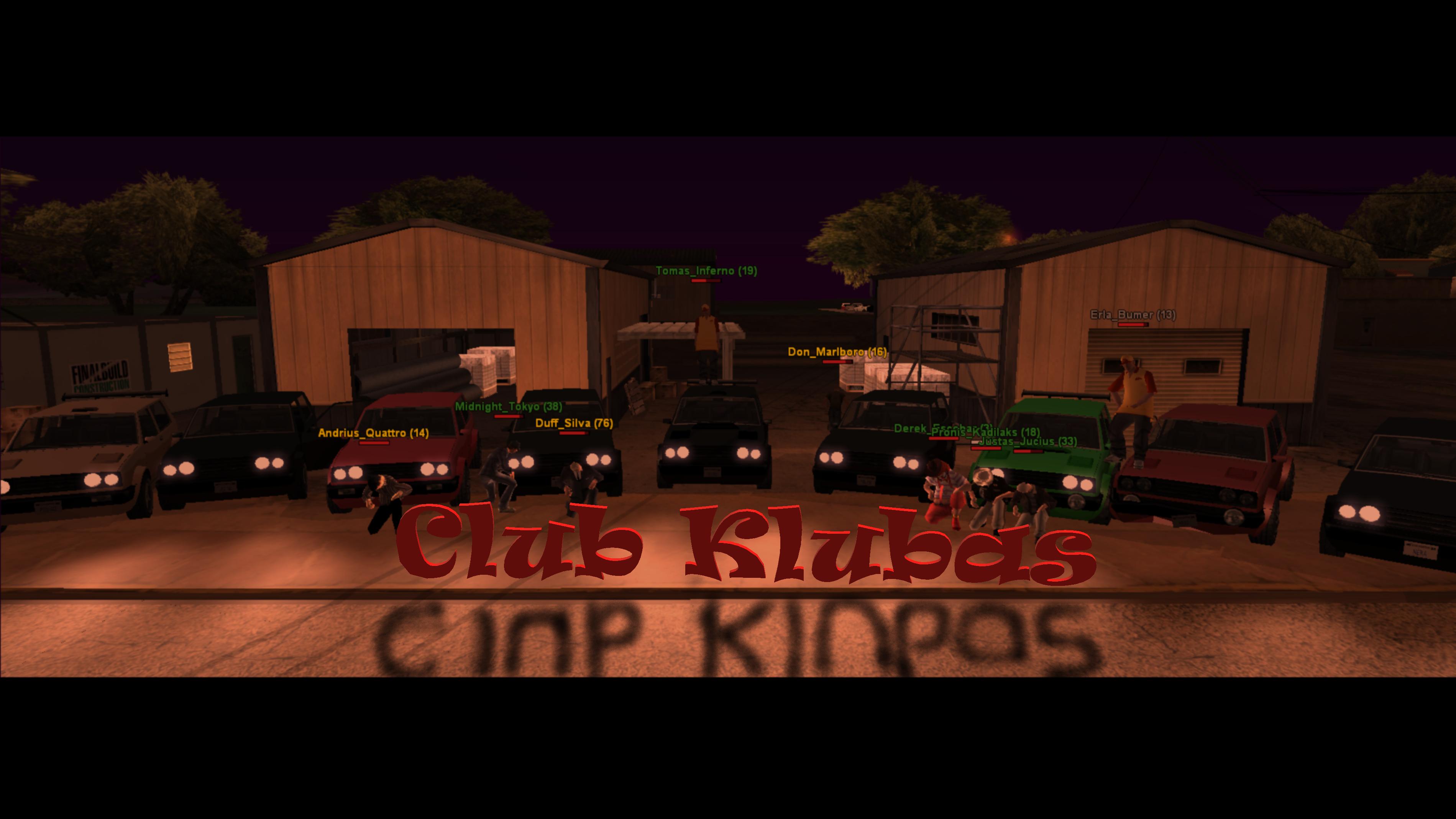 CLUB Klubas