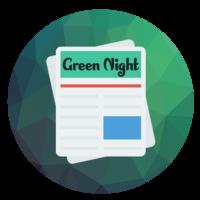 """""""GreenNight"""" naujienų portalas"""